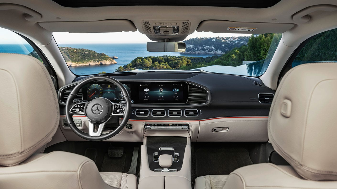 The New And Improved 2020 Mercedes Benz Gls Mercedes Benz